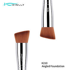 ISO9001 Beauty Copper Ferrule Kabuki Face Brush