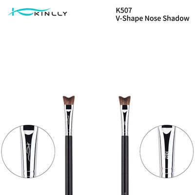 Eyeshadow Copper Ferrule Individual Makeup Brushes